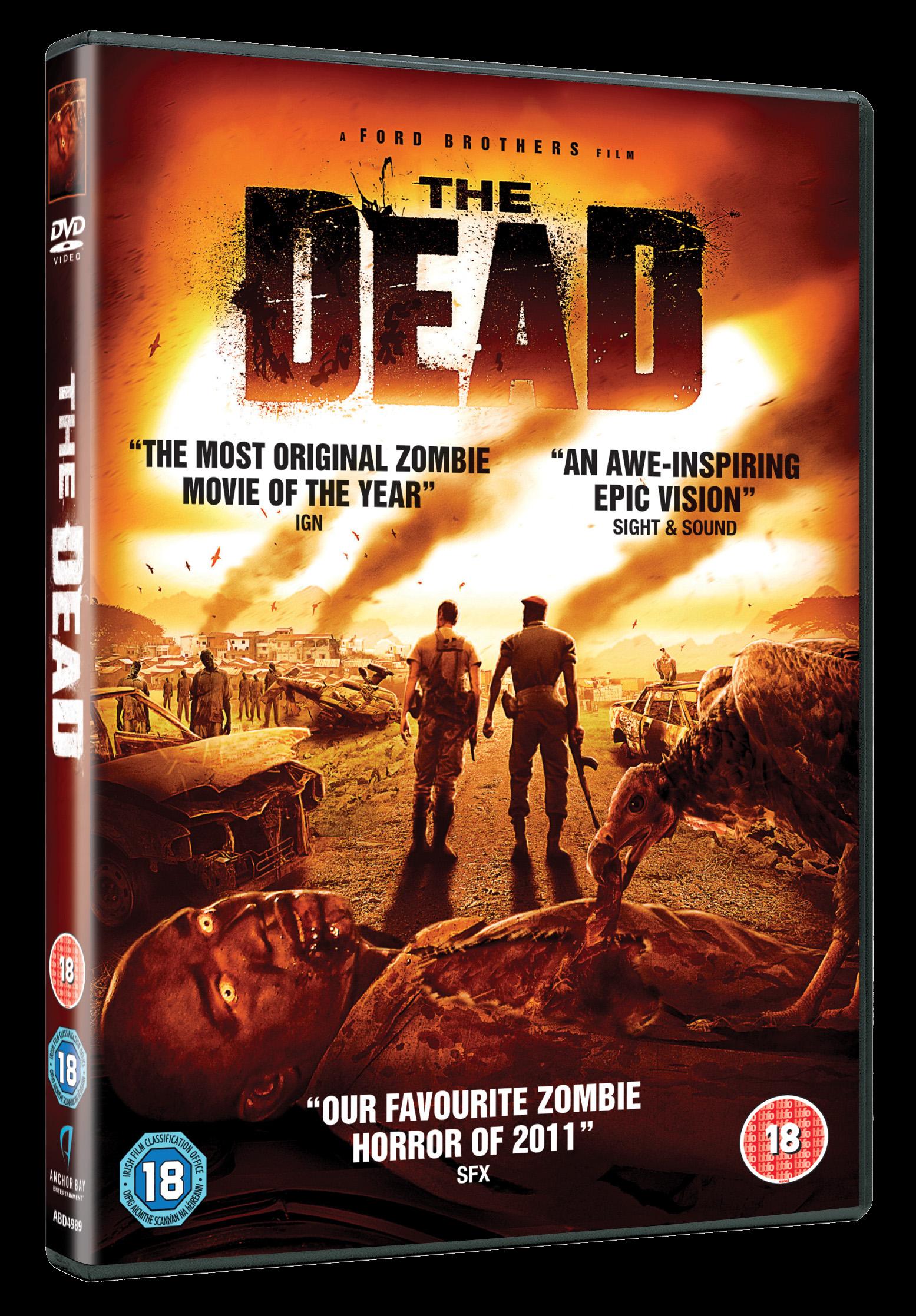 The Dead DVD 3D