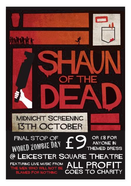 Shaun of the Dead Midnight Movie