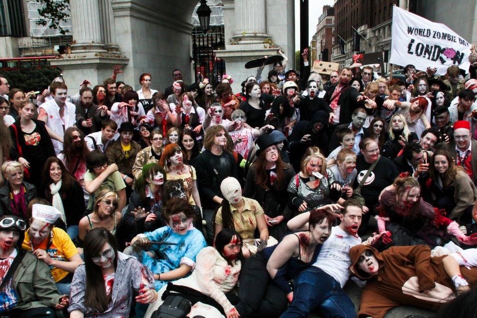 World Zombie Day London 2011