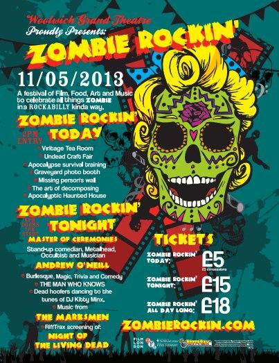 Zombie Rockin festival