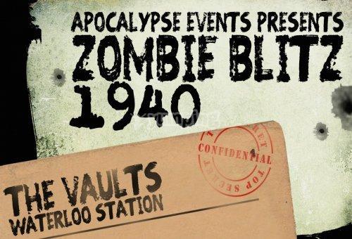 Zombie Blitz 1940